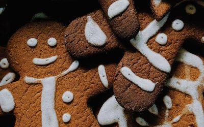 O Gingerbread (Biscoitos de Gengibre)
